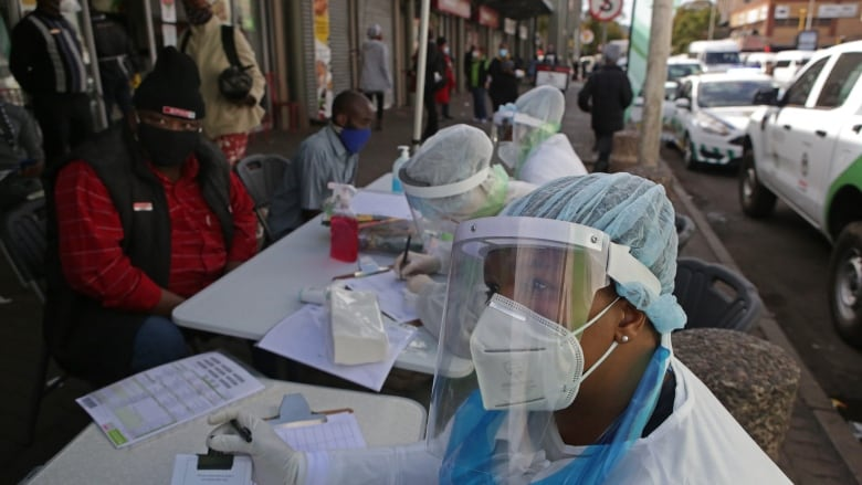 Pandemic accelerating in Africa, says WHO