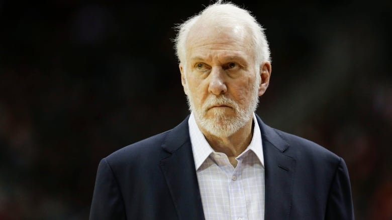 Gregg Popovich rips Jerry Jones, Robert Kraft for supporting Donald Trump