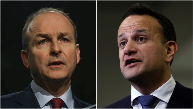 Irish parties agree to form coalition government