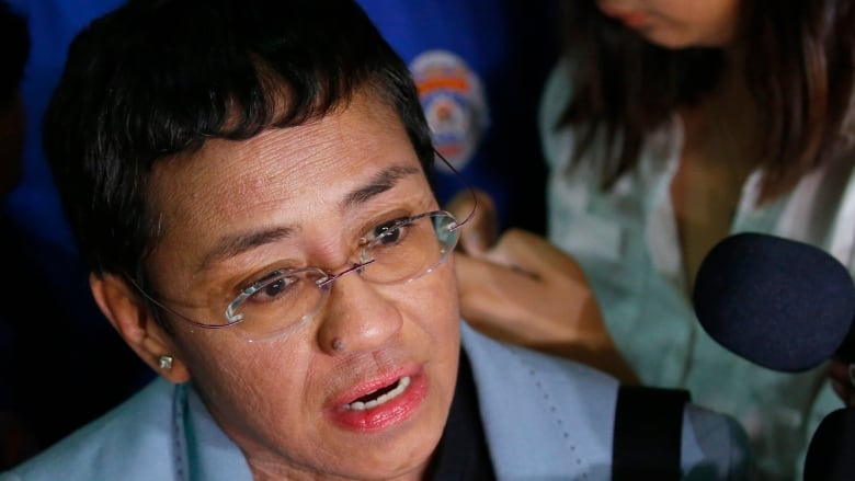 Leading Philippine journalist found guilty in controversial cyber libel trial