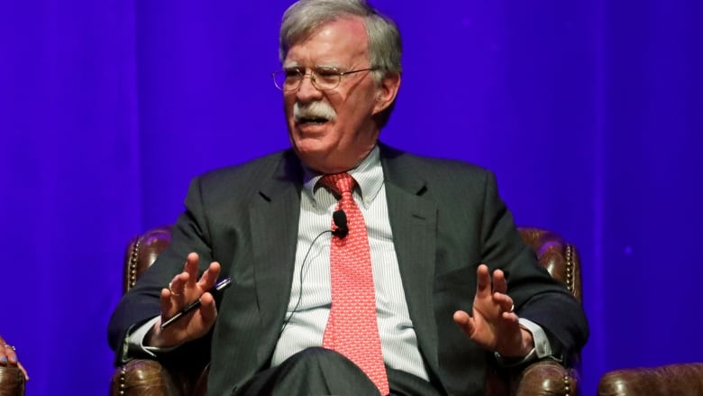 Fact-checking Trump and Barr's attacks on John Bolton's book