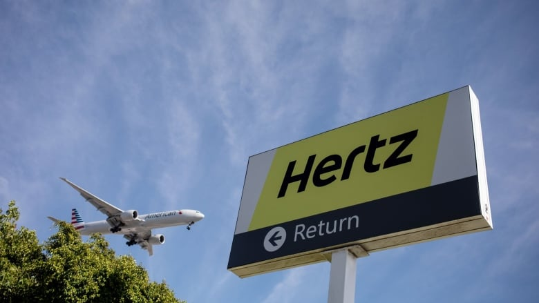 Hertz Seeks Bankruptcy Loan After Scrapping Stock Sale