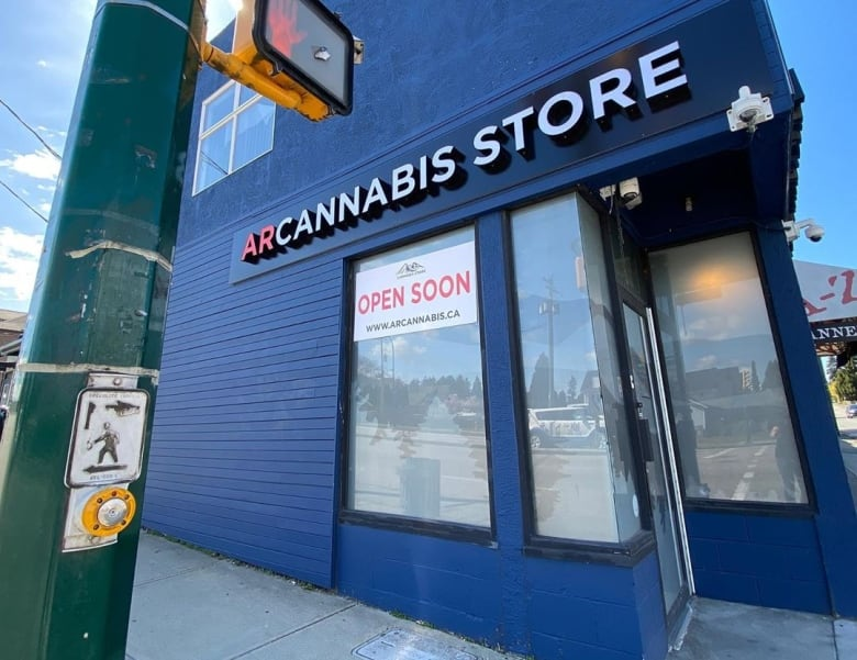 Cannabis was legalized 20 months ago. But it appears to be business as usual for Vancouver's illegal pot shops