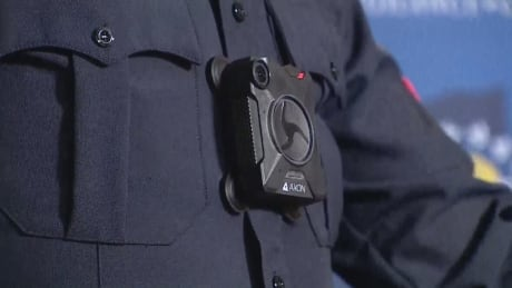 body-worn camera police