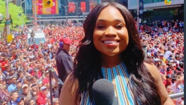 Tsn Clarifies Unclear Support For Anchor Kayla Grey Online Critic Apologizes Cbc Sports