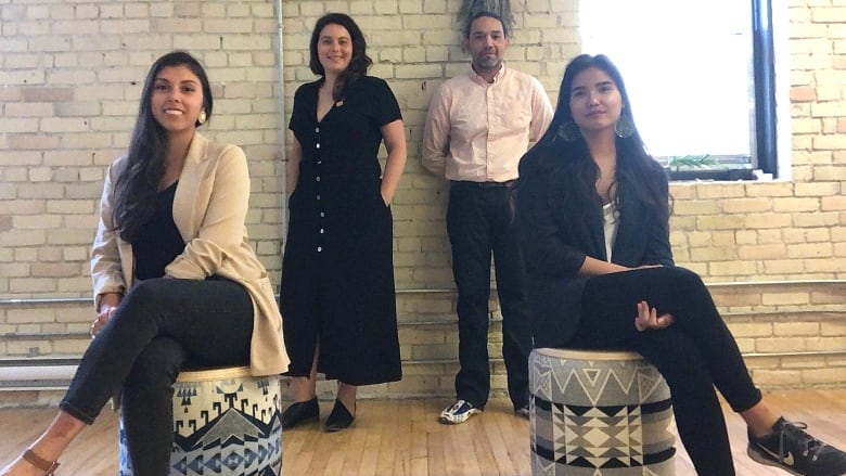 Indigenous Architects Say They Are In High Demand And Hope To Recruit More Students Cbc News