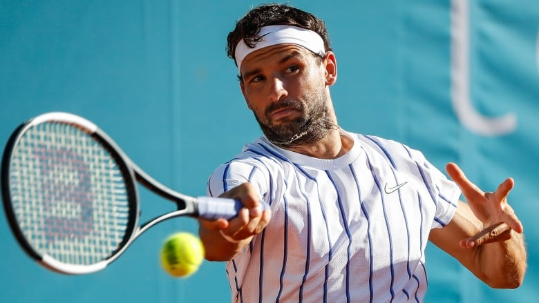 Players Slam Djokovic Tournament After 2 Players Test Positive For Covid 19 Cbc Sports