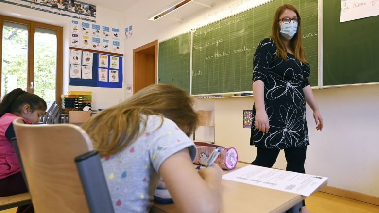 Edmonton School Boards Need More Money To Reopen Safely During Pandemic Board Chairs Say Cbc News