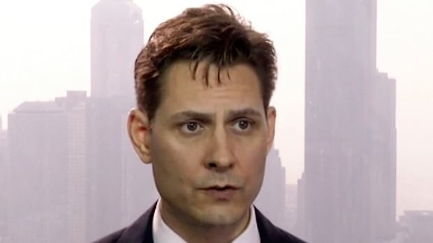 Think-tank urges China to release Canadian employee Michael Kovrig | CBC News