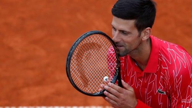 Djokovic accuses critics of 'witch-hunt', undecided on U.S. Open | CBC Sports