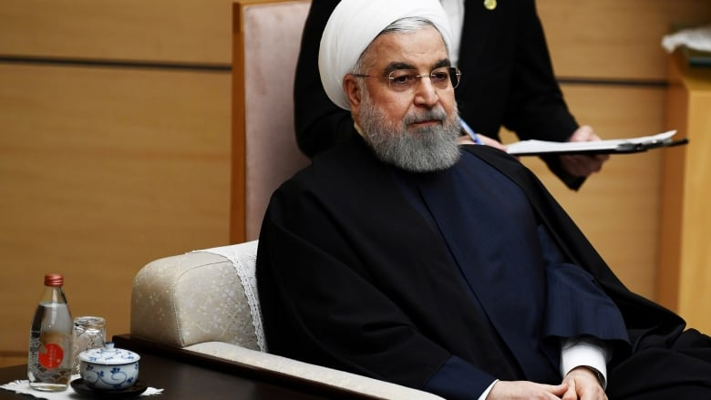 Iran says it's ready for talks if United States apologises over nuclear pact