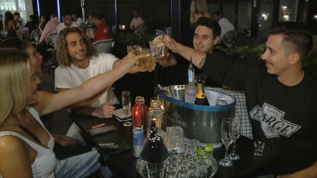 Owners react as Toronto imposes stricter rules on restaurants and bars, including lowering capacity   CBC News