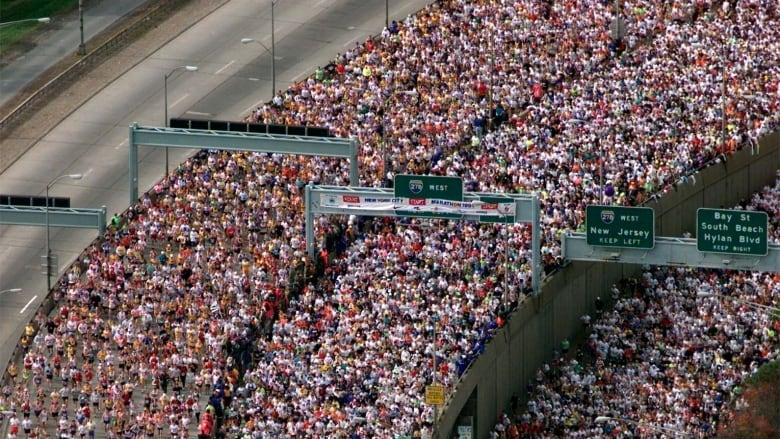 New York City Marathon, set for November 1, canceled because of coronavirus
