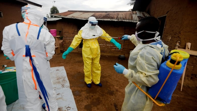 World Health Organization announces end to 10th Ebola outbreak in DRC