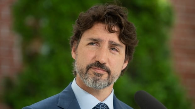 The pandemic has created a historic opportunity for Justin Trudeau. Will WE get in his way? | CBC News