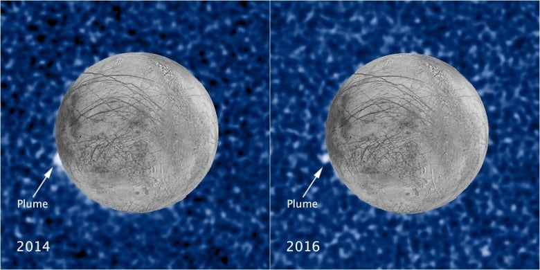 Astronomers bolster case for potential of life on one of Jupiter's moons, Europa