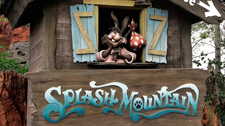Disney Changing Splash Mountain Ride Tied To Jim Crow Film Cbc News