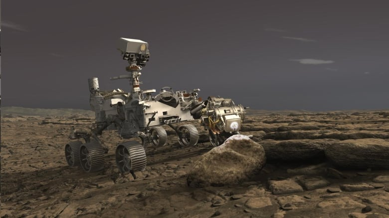 Missions to Mars, meteors and astronauts: A summer of space science