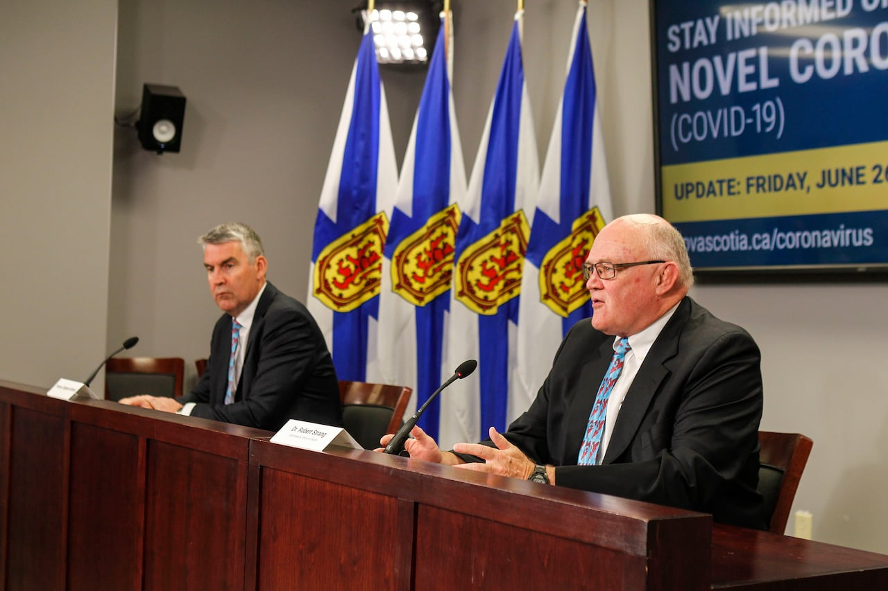 N S To Allow Long Term Care Residents To Visit Family As 1 New Covid 19 Case Discovered Cbc News