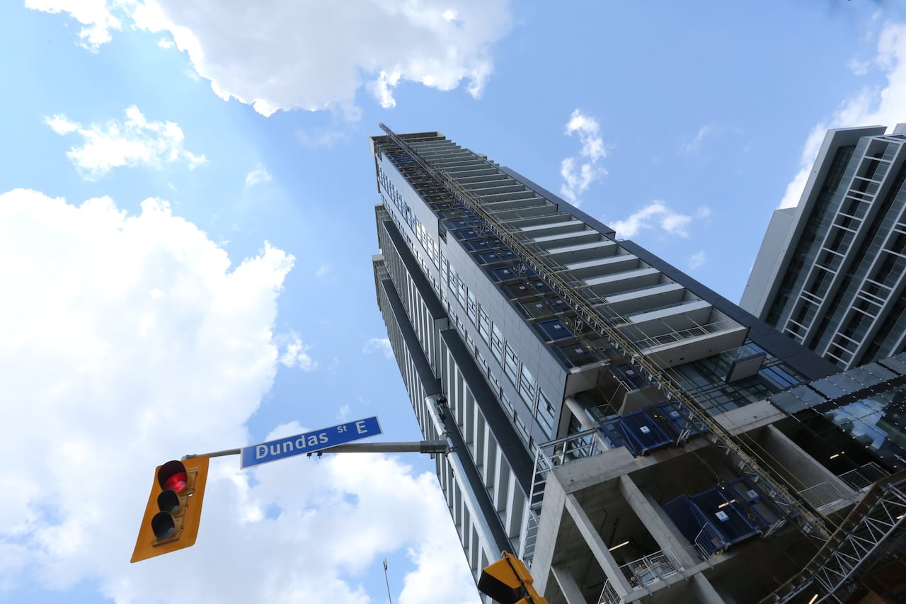 Regent Park Community Speaks Out Against Racism After Noose Found At 3rd Toronto Construction Site Cbc News