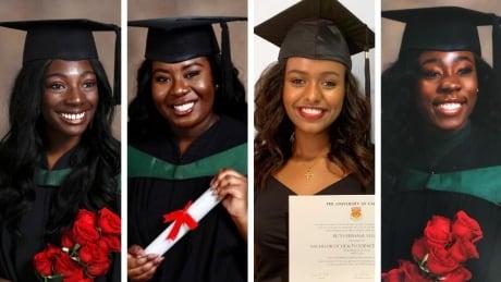 University of Calgary medical grads