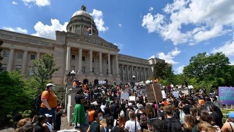 Racial Injustice Kentucky