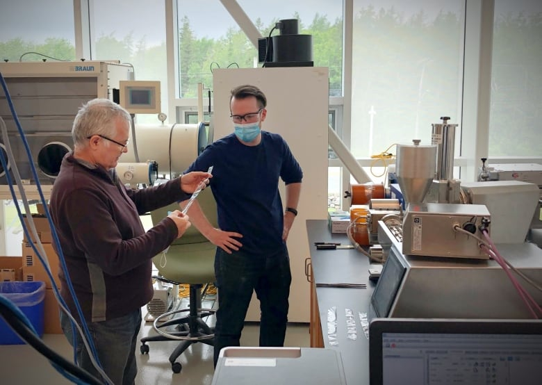 Cape Breton researchers looking into plastic that kills COVID-19