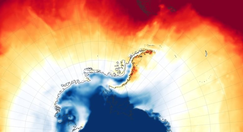 South Pole is Warming Three Times Faster Than the Rest of the Earth
