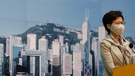 CHINA-HONGKONG/SECURITY
