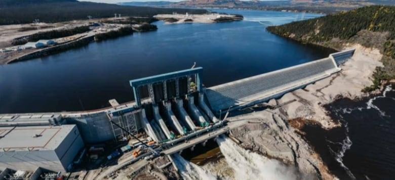35-year hydro electricity supply set to flow into Nova Scotia