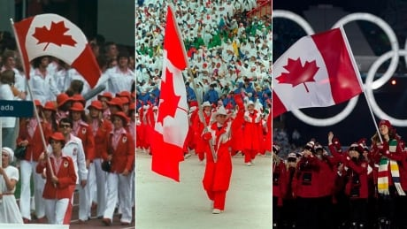 What's it like carrying the Canadian flag into a home Olympics?