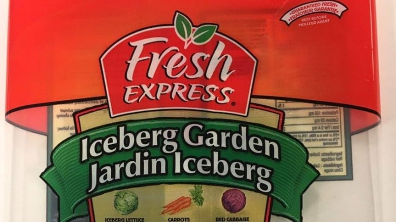 Fresh Express issues recall of products containing lettuce, red cabbage and carrots