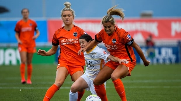 Canada's Matheson opens scoring for Utah in 1st-round NWSL draw with Houston