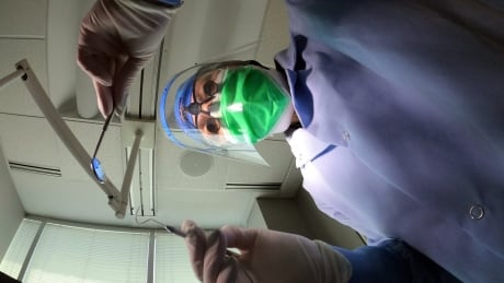 What it's like to go to the dentist during the pandemic