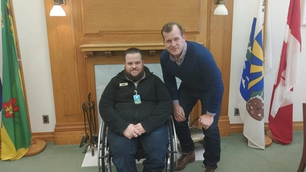 Province creates application allowing hunters with disabilities to use motorized track chairs