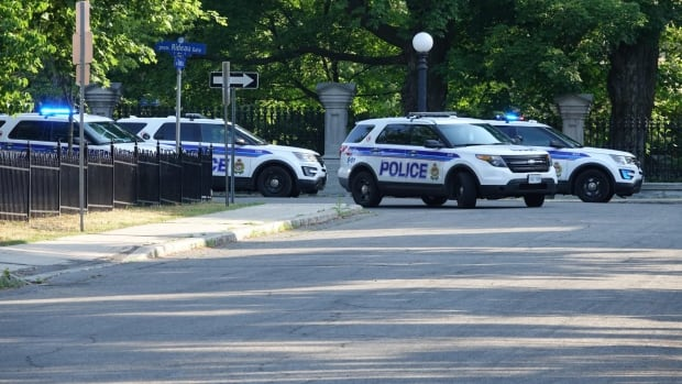 Police operation underway at Rideau Hall | CBC News