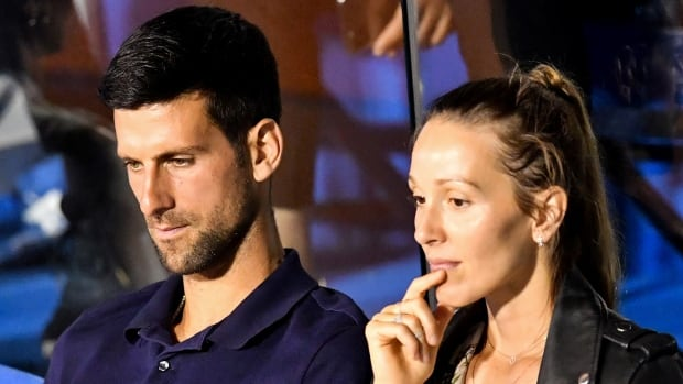 Tennis Star Novak Djokovic Wife Test Negative For Coronavirus 10 Days After Positive Result Cbc Sports
