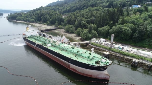 Cenovus oil shipment leaves West Coast bound for eastern refineries — via Panama Canal