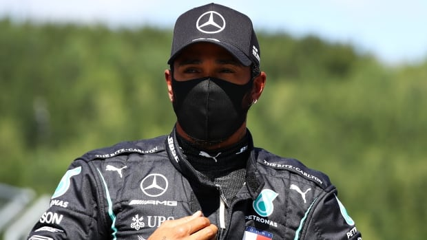 F1 drivers to support fight against racism at Austrian Grand Prix | CBC Sports