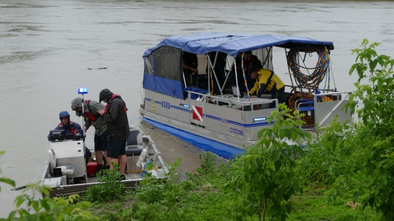 Boy, 9, missing in Winnipeg's Red River since Friday found dead, police say