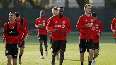 MLS Cup Toronto FC Soccer
