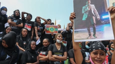 Death toll in Ethiopian protests after killing of singer rises to 166