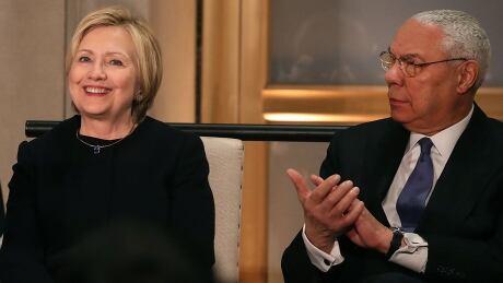 Clinton-Powell
