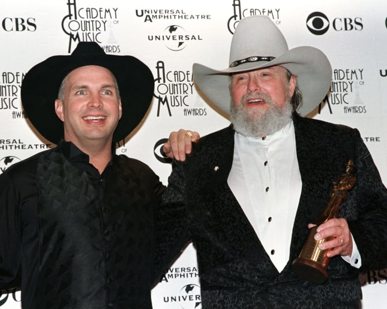 Country music legend Charlie Daniels has died