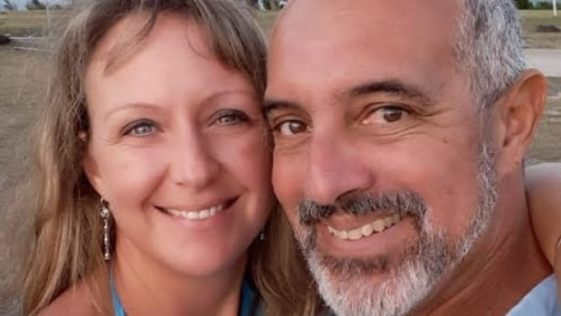 Islands apart: COVID-19 drives Grand Manan woman to reunite with Trinidadian fiancé in Serbia   CBC News