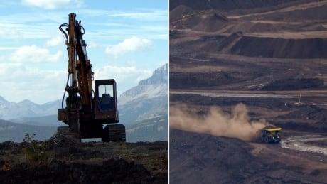 Coal mining alberta bc