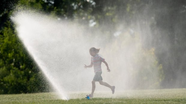Heat warning issued for Ottawa area