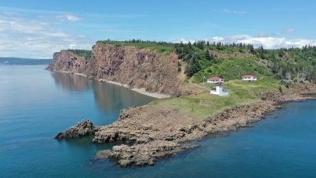 cliffs of fundy Cape d'Or nova scotia unesco
