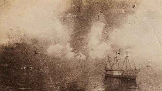 Is this 'surreal nightmare' an unpublished photo of the Halifax Explosion? | CBC News