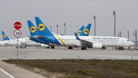 Ukraine flight